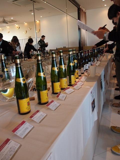 ヒューゲルのワイン