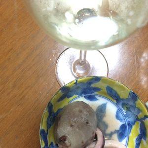 和食に合うんです、このワイン