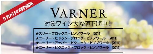 ヴァーナー