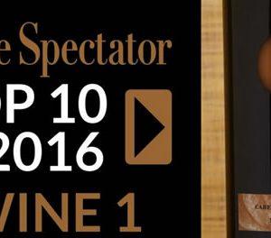 ワインスペクテイター2016年TOP100出揃いました!