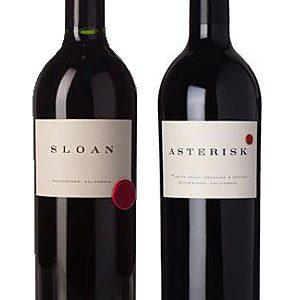 新入荷。ナパのカルトワイン「スローン」
