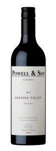 パウエル&サン オーストラリア 赤ワイン シラーズ