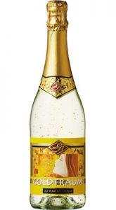 ドイツワイン 金箔入り スパークリングワイン