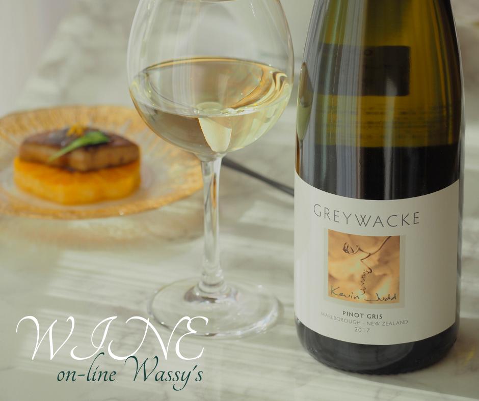 フォアグラに合うワイン ニュージーランドワイン ピノグリ