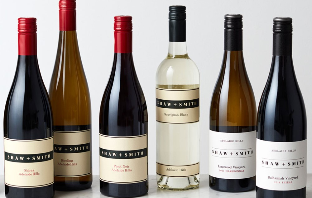 オーストラリアワイン クールクライメイトワイン ショウ・アンド・スミス