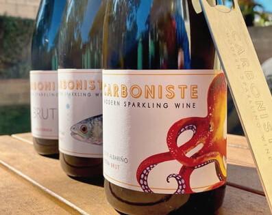 カリフォルニアワイン スパークリングワイン カーボニスト