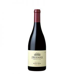カリフォルニアワイン ソノマワイン フリーマン ピノノワール