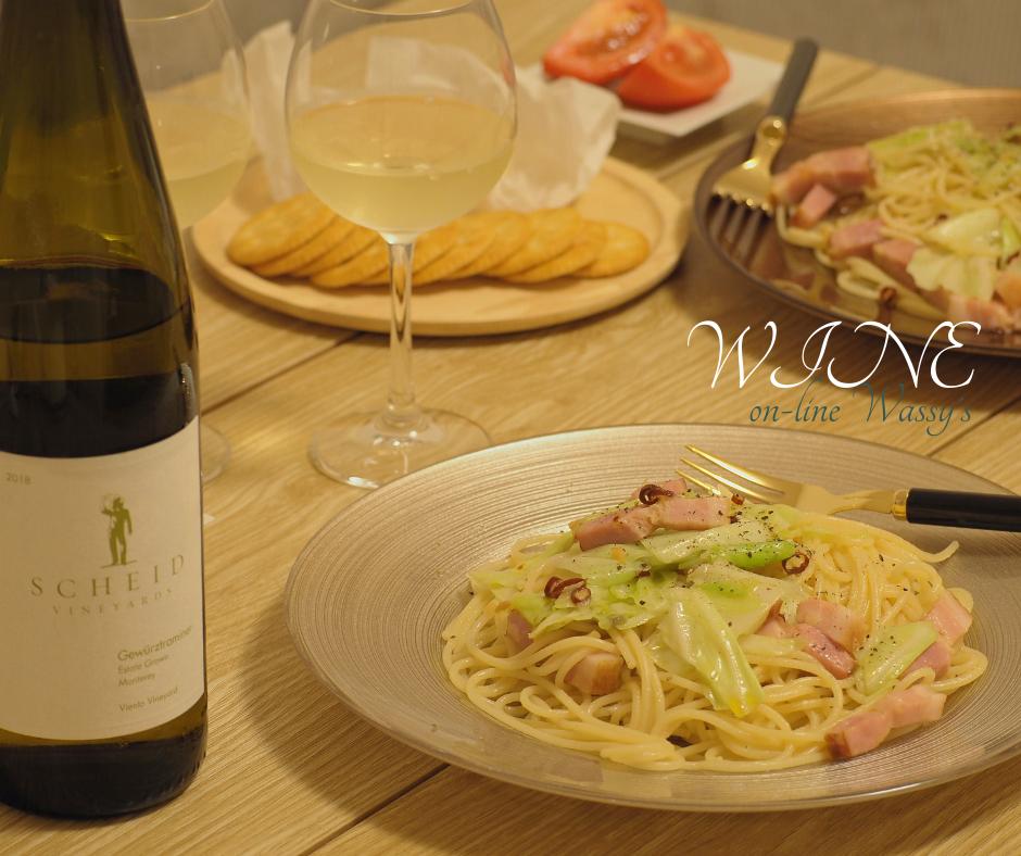ワインのお供 家飲み ペペロンチーノ